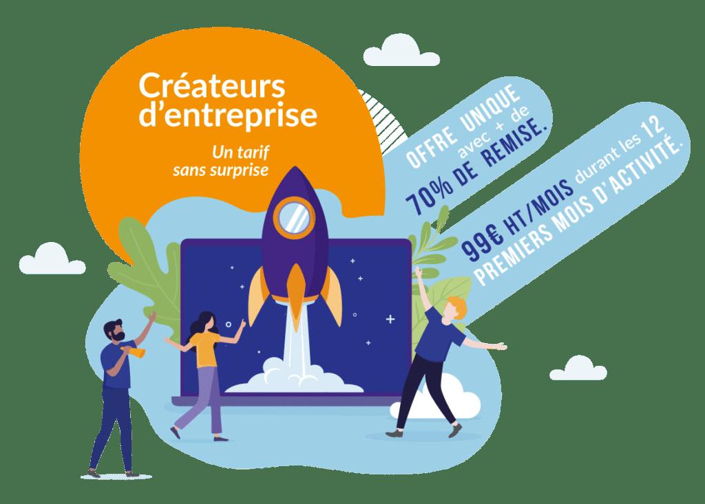 créateur d'entreprise, expertise comptable, conseil et accompagnement
