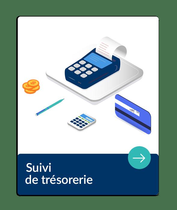 comptabilité - suivi de trésorerie