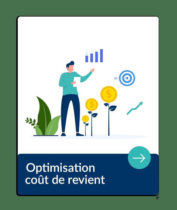 optimisation du coût de revient - service comptable d'entreprise