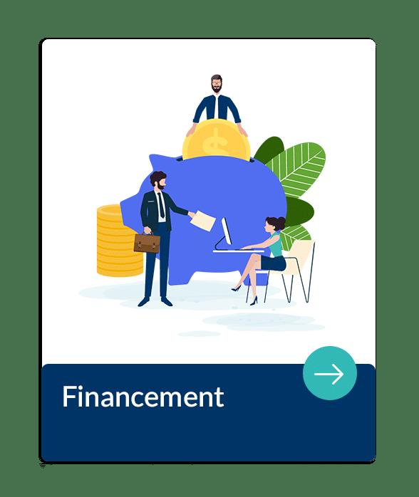 financement, aide et conseil d'expert comptable