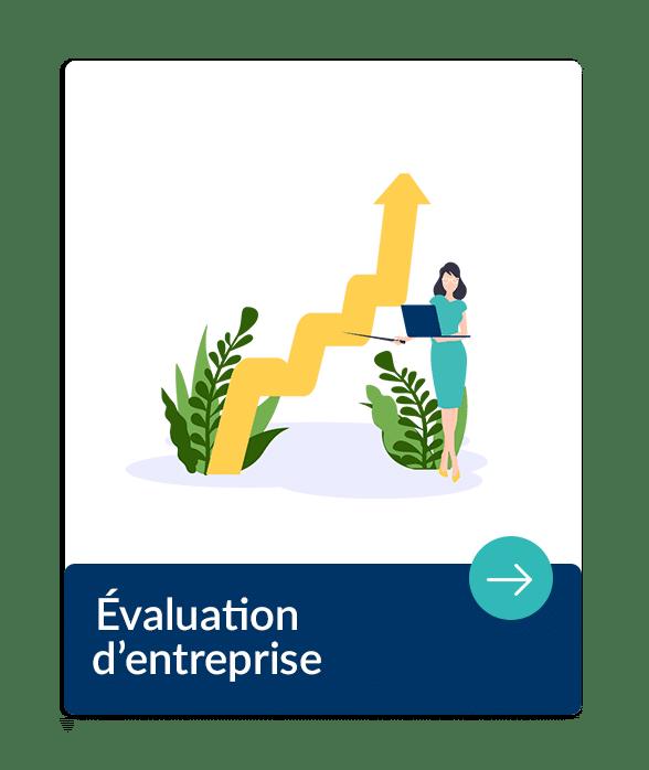 évaluation d'entreprise, pilotage administratif et financier