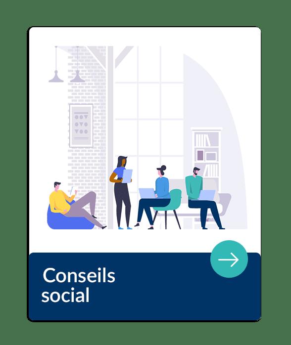 accompagnement social pour les entreprises