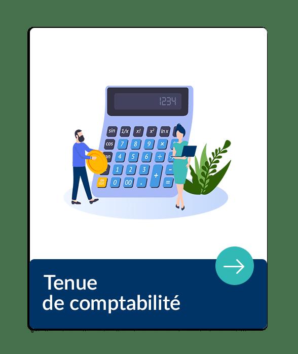 Service comptable - Tenue de votre comptabilité d'entreprise