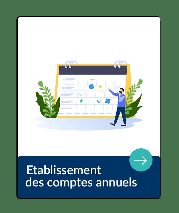 Service Expert Comptable - Comptabilité Etablissement des comptes annuels