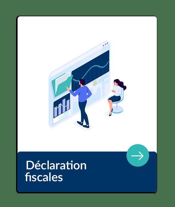 Service Comptable - Déclaration fiscale de l'entreprise